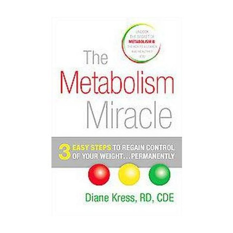 The Metabolism Miracle (Hardcover)
