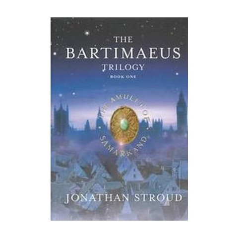 The Amulet Of Samarkand ( Bartimaeus) (Hardcover)