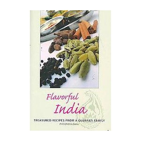 Flavorful India (Paperback)