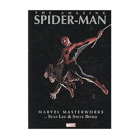 The Amazing Spider-man 1 (Paperback)