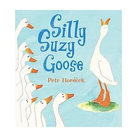 Silly Suzy Goose (Board)