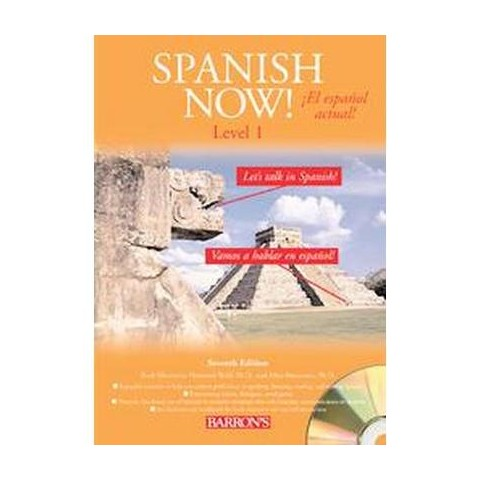 Spanish Now! (Mixed media product)