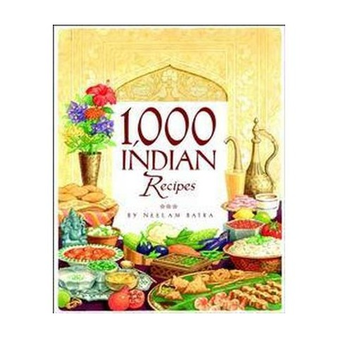 1,000 Indian Recipes (Hardcover)