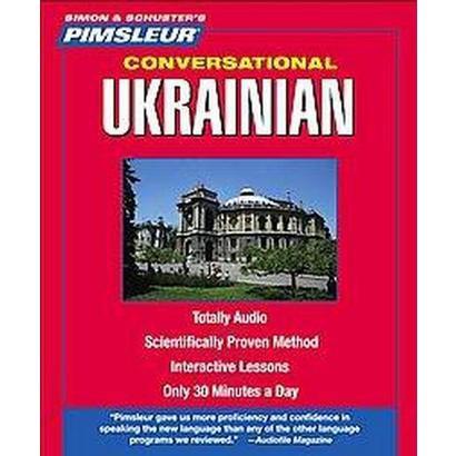 Pimsleur Conversational Ukrainian (Compact Disc)