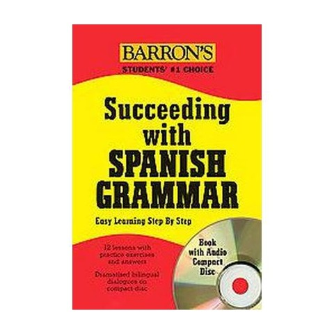 Succeeding With Spanish Grammar (Mixed media product)