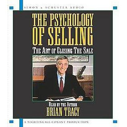 The Psychology of Selling (Compact Disc)