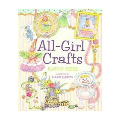 All-Girl Crafts (Paperback)
