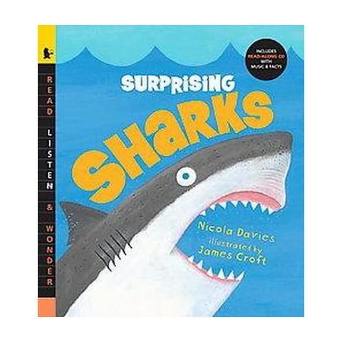 Surprising Sharks ( Read, Listen, & Wonder) (Mixed media product)