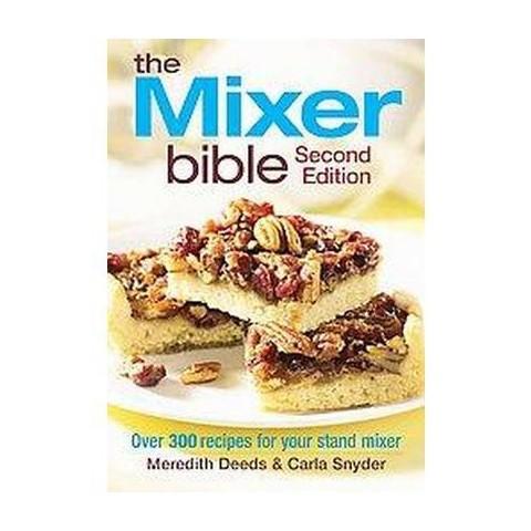 The Mixer Bible (Paperback)
