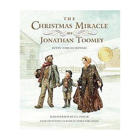 The Christmas Miracle of Jonathan Toomey (Gift) (Mixed media product)
