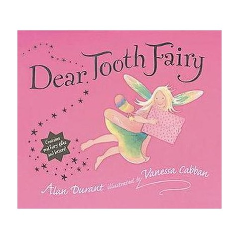 Dear Tooth Fairy (Hardcover)