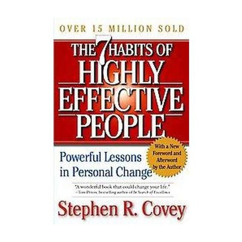 The 7 Habits of Highly Effective People (Hardcover)