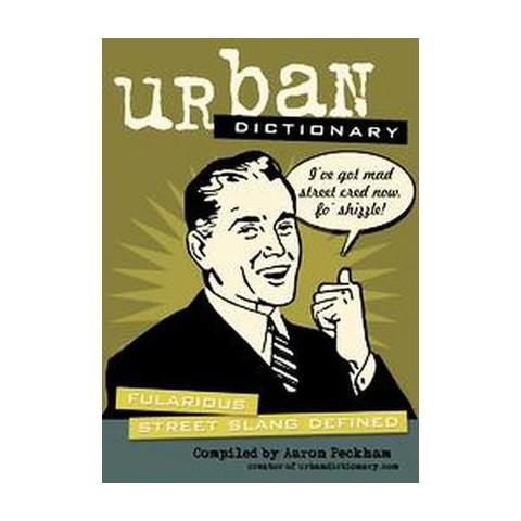Urban Dictonary (Paperback)