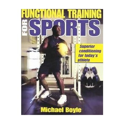 Functional Training for Sports (Paperback)