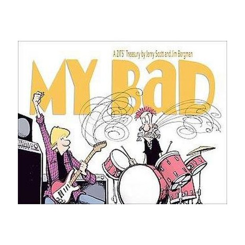 My Bad (Paperback)