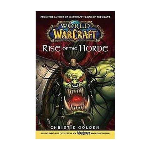 Rise of the Horde (Reprint) (Paperback)