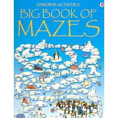 Big Book of Mazes (Paperback)