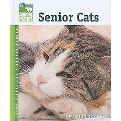 Senior Cats (Hardcover)
