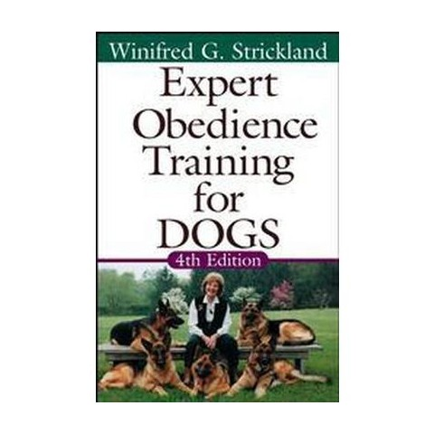 Expert Obedience Training for Dogs (Subsequent) (Hardcover)
