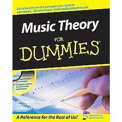 Music Theory For Dummies (Mixed media product)