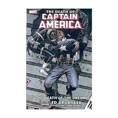 The Death Of Captain America 1 (Paperback)