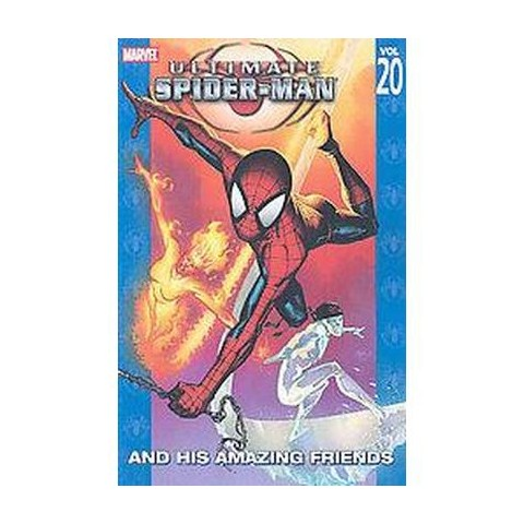 Ultimate Spider Man and His Amazing Friends 20 (Paperback)