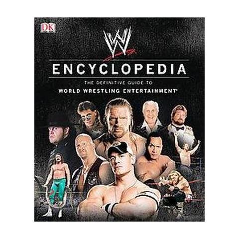 WWE Encyclopedia (Hardcover)