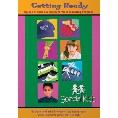 Special Kids: Getting Ready