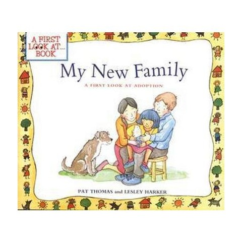 My New Family (Paperback)