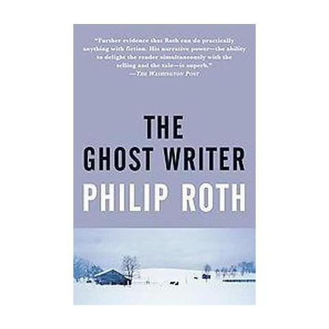 The Ghost Writer (Paperback)