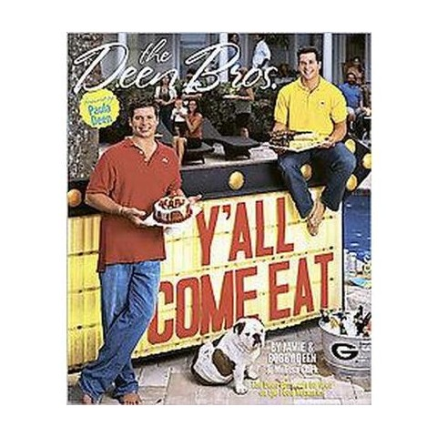 Y'All Come Eat (Hardcover)