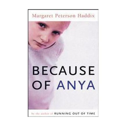 Because Of Anya (Hardcover)