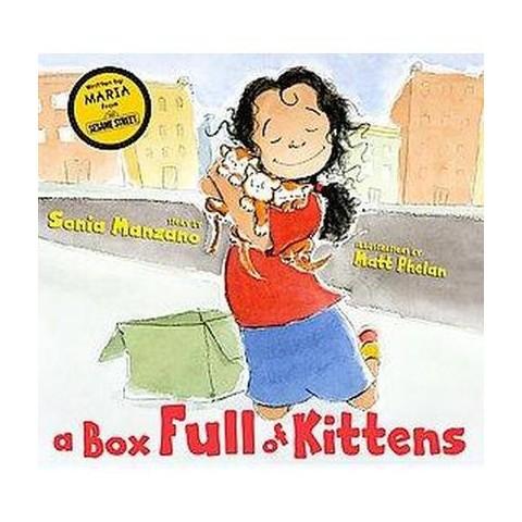 A Box Full of Kittens (Hardcover)