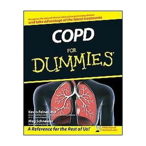 COPD for Dummies ( For Dummies Series) (Paperback)