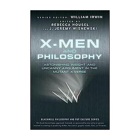 X-Men and Philosophy (Paperback)