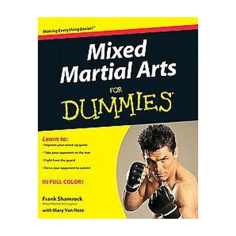 Mixed Martial Arts for Dummies (Paperback)