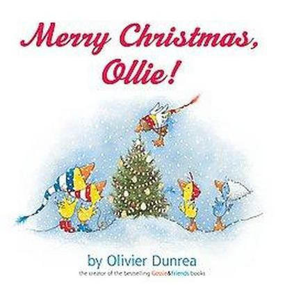 Merry Christmas, Ollie! (Hardcover)