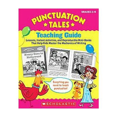 Punctuation Tales (Paperback)