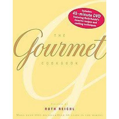 The Gourmet Cookbook (Mixed media product)
