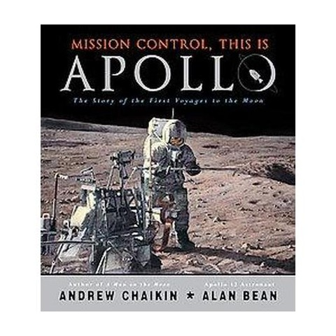 Mission Control, This Is Apollo (Hardcover)