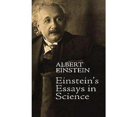 einstein science religion essay Religion and science by albert einstein (the following article by albert einstein appeared in the new york times magazine on november 9, 1930 pp 1-4 it has been reprinted in ideas and opinions, crown publishers, inc 1954, pp 36 - 40 it also appears in einstein's book the world as i see it, philosophical library, new.