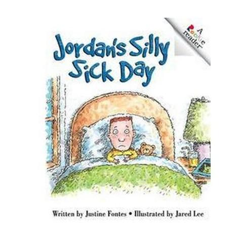 Jordan's Silly Sick Day (Hardcover)