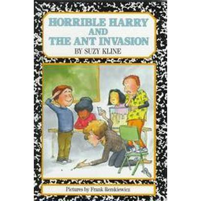 Horrible Harry and the Ant Invasion (Hardcover)