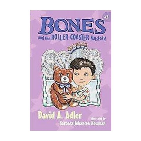 Bones and the Roller Coaster Mystery (Hardcover)