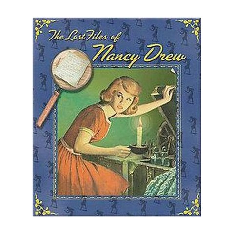 The Lost Files of Nancy Drew ( Nancy Drew) (Hardcover) by Brainwaves