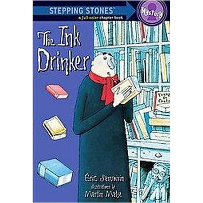 The Ink Drinker (Reprint) (Paperback)