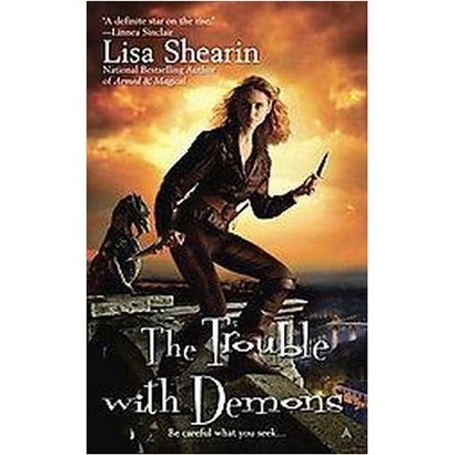 The Trouble With Demons (Original) (Paperback)