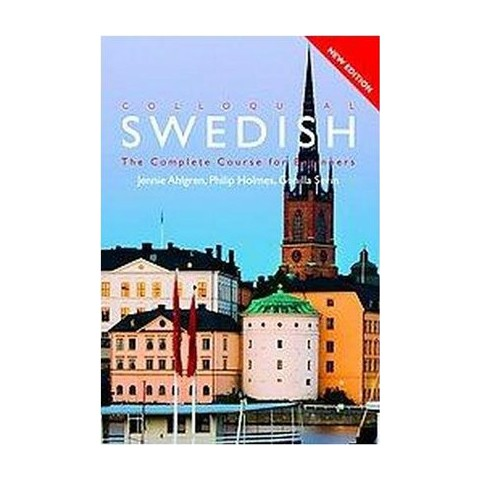 Colloquial Swedish (New) (Mixed media product)