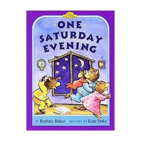 One Saturday Evening (Hardcover)