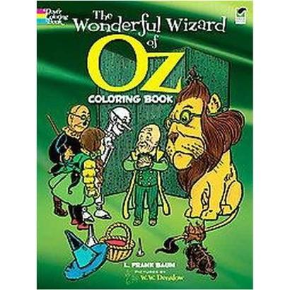Wonderful Wizard of Oz Coloring Book (Paperback)